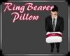 Dk Red Pillow