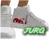 CDG X Converse (white)