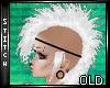 :B White Mohawk