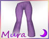 SS Jeans Flares Lilac