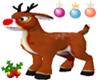 Baby Rudolph Reindeer