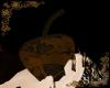 Steampunk Cog Apple