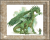 ~JKB~ Green Dragon Frame