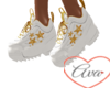 Sneakers W Gold 2