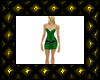 my angels green dress