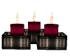 Candle Trio Metal