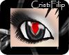 {CF} Heart Pupil Eyes