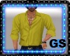 """GS"" TUCKED SHIRT V6"