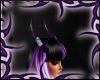 Purple Dragon Horns