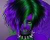 vD - Custom Skunk Hair