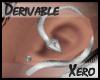 ✘. Snake Ear Wrap L