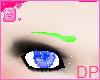 [DP] Cutie Brows Green