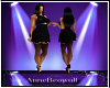 BBW Glendora Black Dress