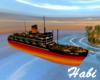 HB Cruise ship