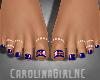 Aussie Pedicure