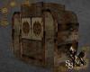 Steampunk Ladies Cabinet