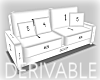 [Luv] Derivable Loveseat