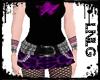 L:LG Dress-PunkGrl Pur