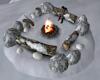 [M] Winter Cabin FireLog
