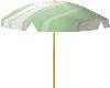 Gr Stripe Beach Umbrella