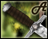 A~ Medieval boot knive F