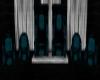 Blue Kingdom Throne