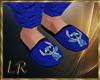 {L} Stitch Slippers
