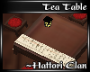 [H] Tea Table