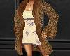 [MP] Leopard Coat & Dres