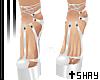 S~ Winged Heels White