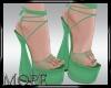 special green heel