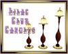 Lilac Club Candles