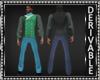 Victorian Suit Mesh