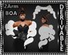 Two Arm Fur Boa