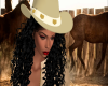 Cowgirl Beige Hat