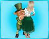 Green Leprechaun Play