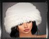 -pr- fur white hat