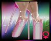 ! A Bimbo Heels Clr/pnk