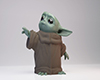 Baby Yoda Cutout Female