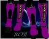 [LCVJ]Sexy Purple Boots