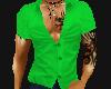 [SD] Casual Shirt Green