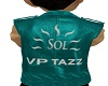 SOL VP LEATHER VEST