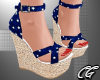 CG| July 4th Wedges