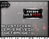 S; Badge - FreakyWild