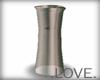 .LOVE. W.L. Huge Vase br