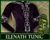 Elenath Tunic Purple