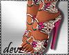 ! Butterfly Heels