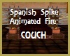 Spanish Style Couch