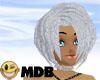 ~MDB~ SILVER ABBIE HAIR