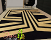 ID: Noir bedroom rug